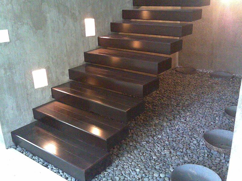 Concretox concreto oxidado en torre n la laguna m xico for Pisos para escaleras de concreto